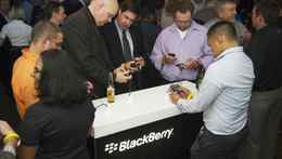 RIM called August's launch of several new BlackBerry devices the most successful in the company's history.