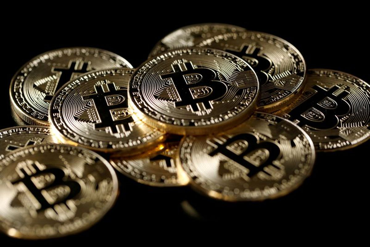 Bitcoin hits record high in surge to nearly US$50,000