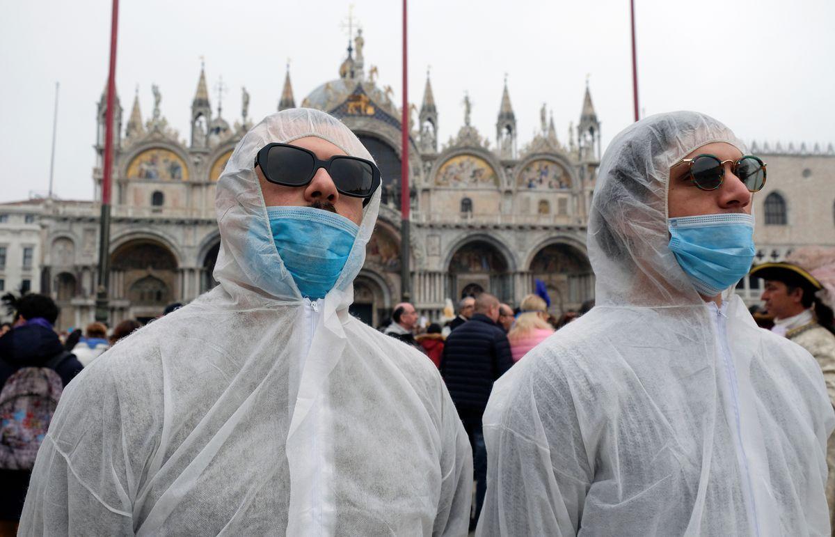 Northern Italy shutting down as coronavirus cases surge; three dead