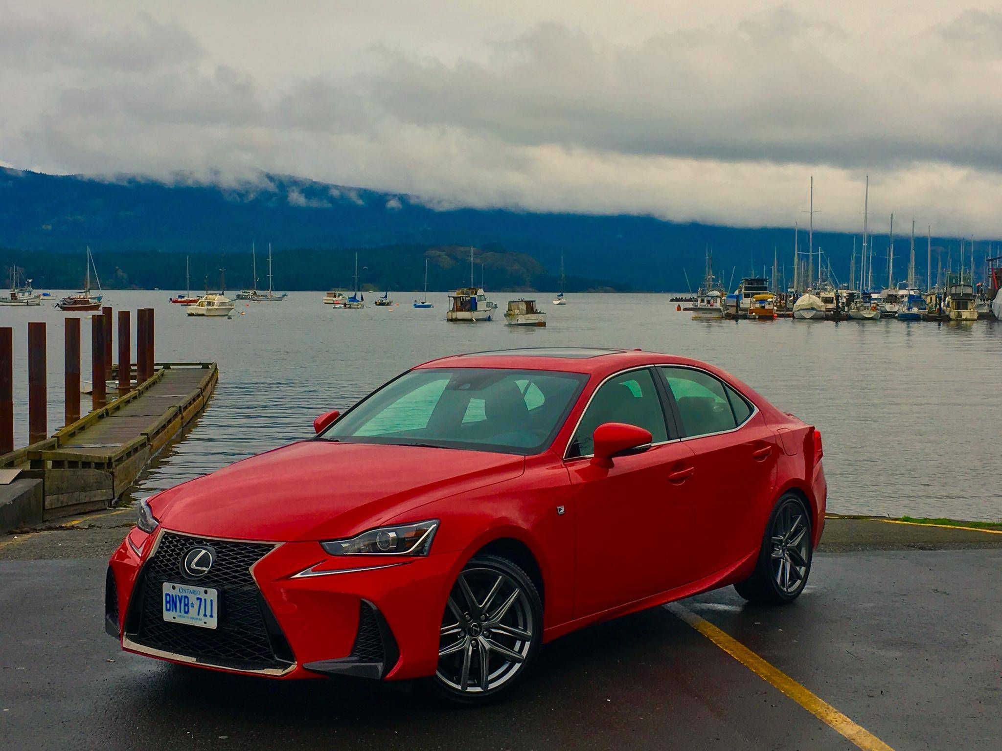 lexus 2017 is300 review