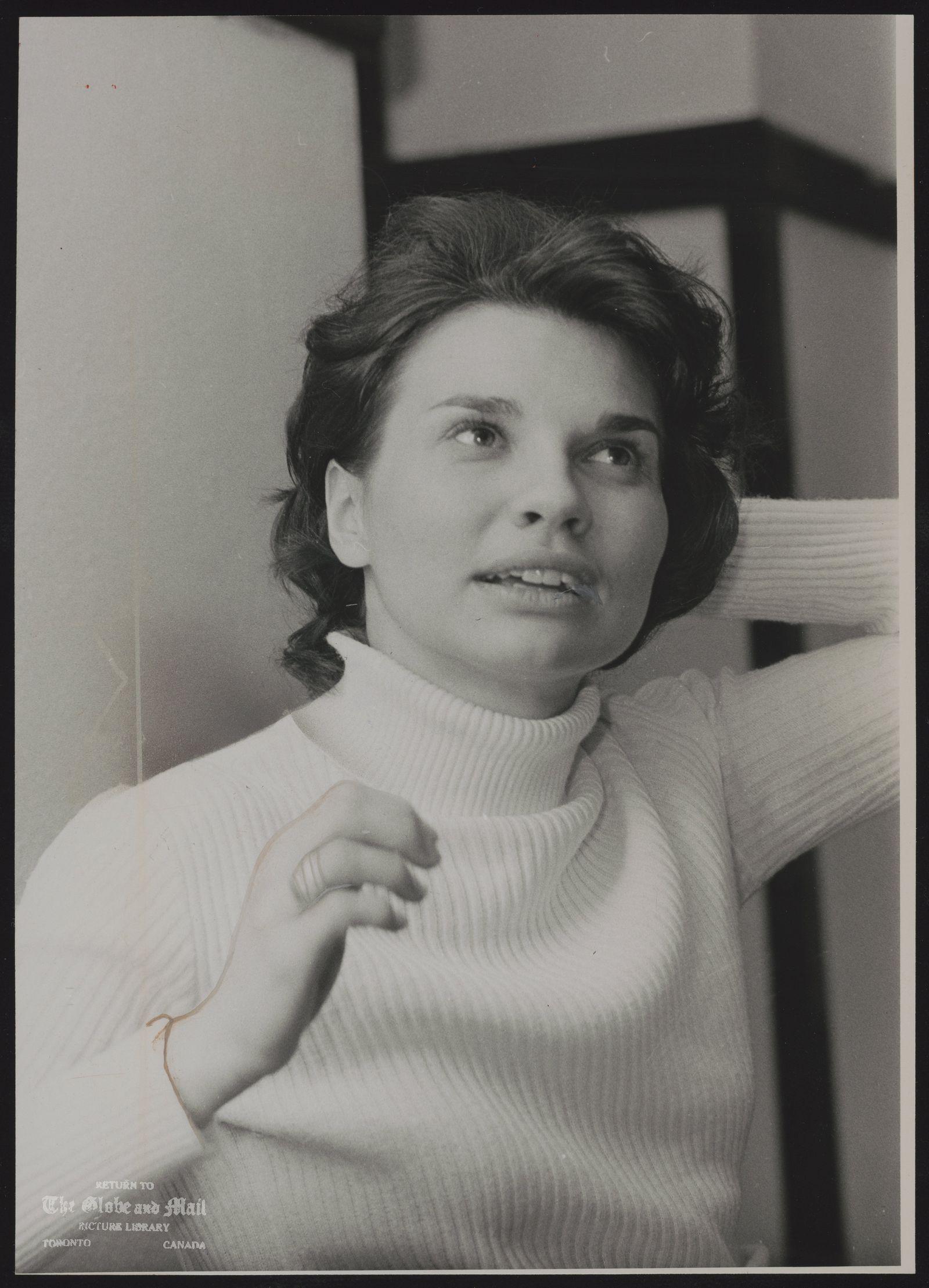 Joan KARASEVICH Canada. Actress