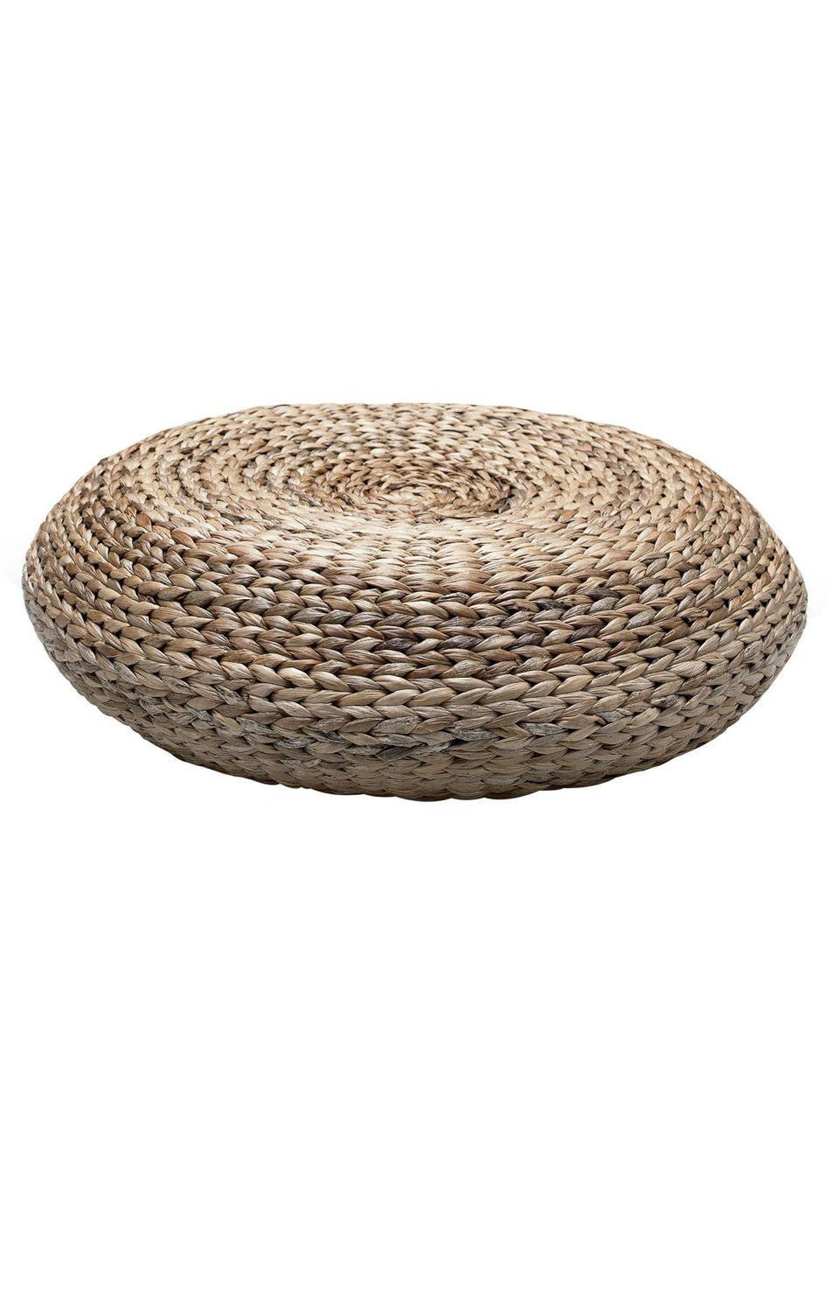 Put away the teak and other summer furniture for comfy, easy-to-move pillows, poufs or stools. Alseda banana-fibre stool, $39.99 at IKEA stores across Canada.