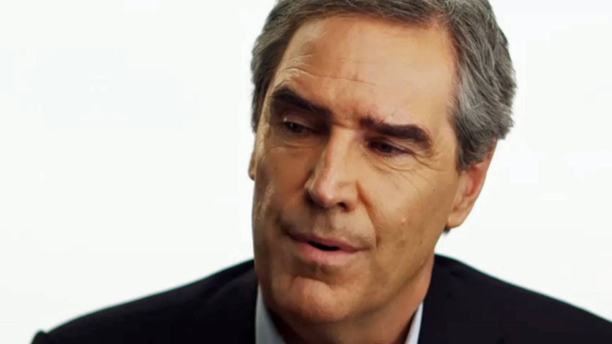 Liberal Leader Michael Ignatieff explains his father's vision of Canada in a video released March 18, 2011.