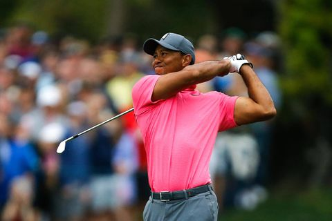 Tiger Woods watch: Midway through Friday at Valspar, one back of leaders