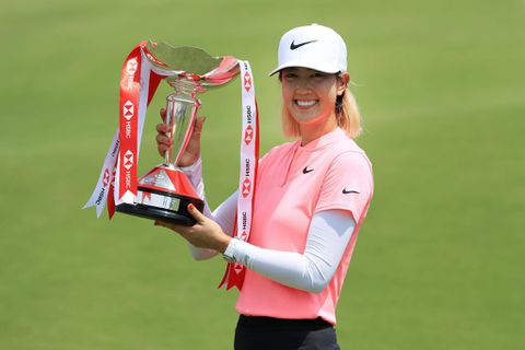Wie wins LPGA's Women's World Championship in Singapore