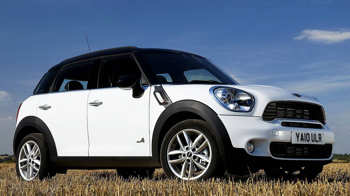 2011 Mini Cooper Countryman: Ah, the Mini SUV. This functional design is a vehicle regular Mini Cooper drivers can move to when the little kids start to arrive.