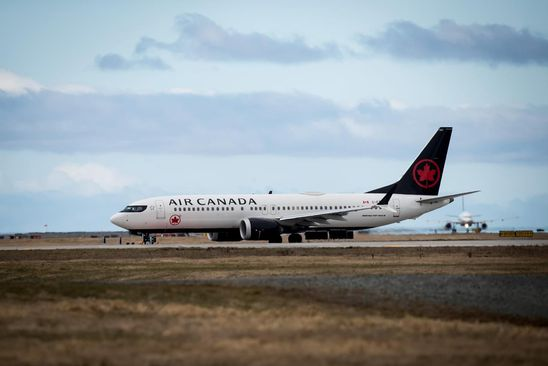 Air Canada, WestJet purchased safety option reportedly missing on crashed Boeing 737 planes