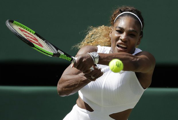 Serena Williams hopes to build on her legacy at Rogers Cup