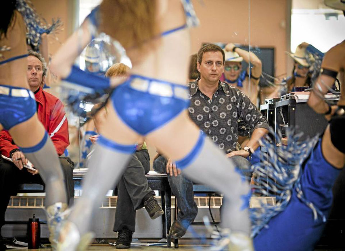Artistic Director Jean Grand-Maitre helped create Love Lies Bleeding, a contemporary semi-abstract ballet set to 14 of the classic songs composed by Sir Elton John and Bernie Taupin.