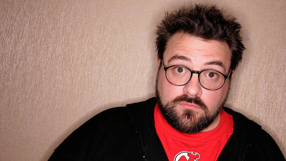 Director Kevin Smith is touring in Canada this August.