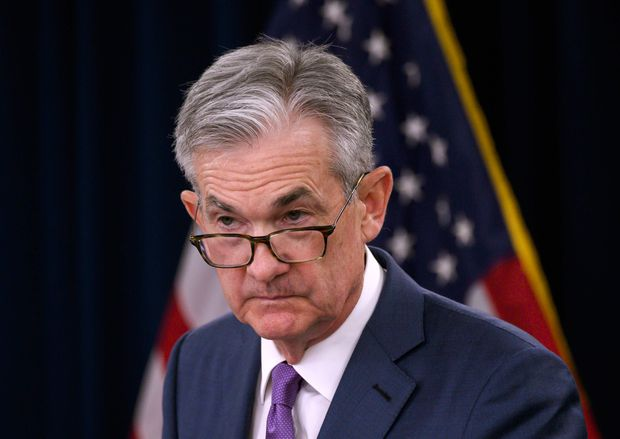 US Fed's Powell downplays concerns about cash crunch on financial markets