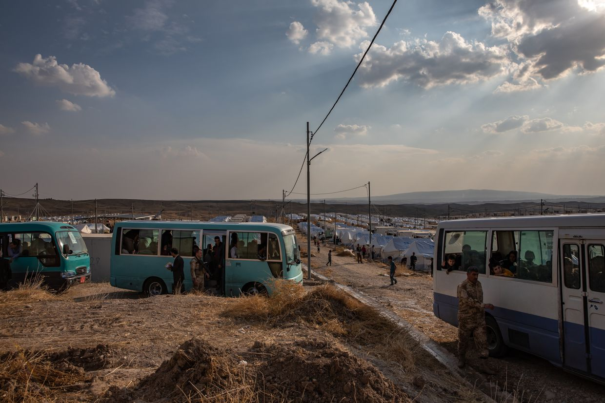Where the Kurdish road ends: In Iraq and Turkey, The Globe retraces a people's path from hope to betrayal 27