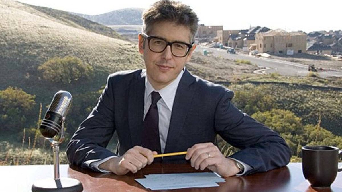 """Ira Glass, host of """"This American Life"""""""