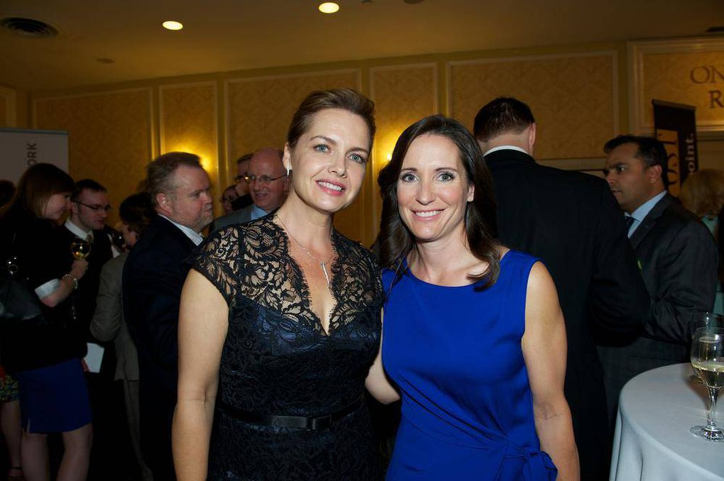 Party photos of the week: Canadian Journalism Foundation