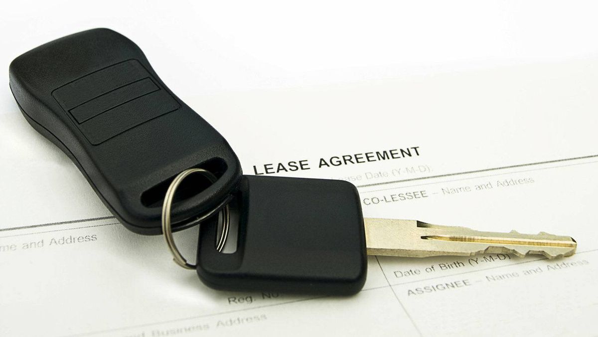 If you lease, you are essentially renting a car. The rental payment is based on how much value that new ride will lose in the future.