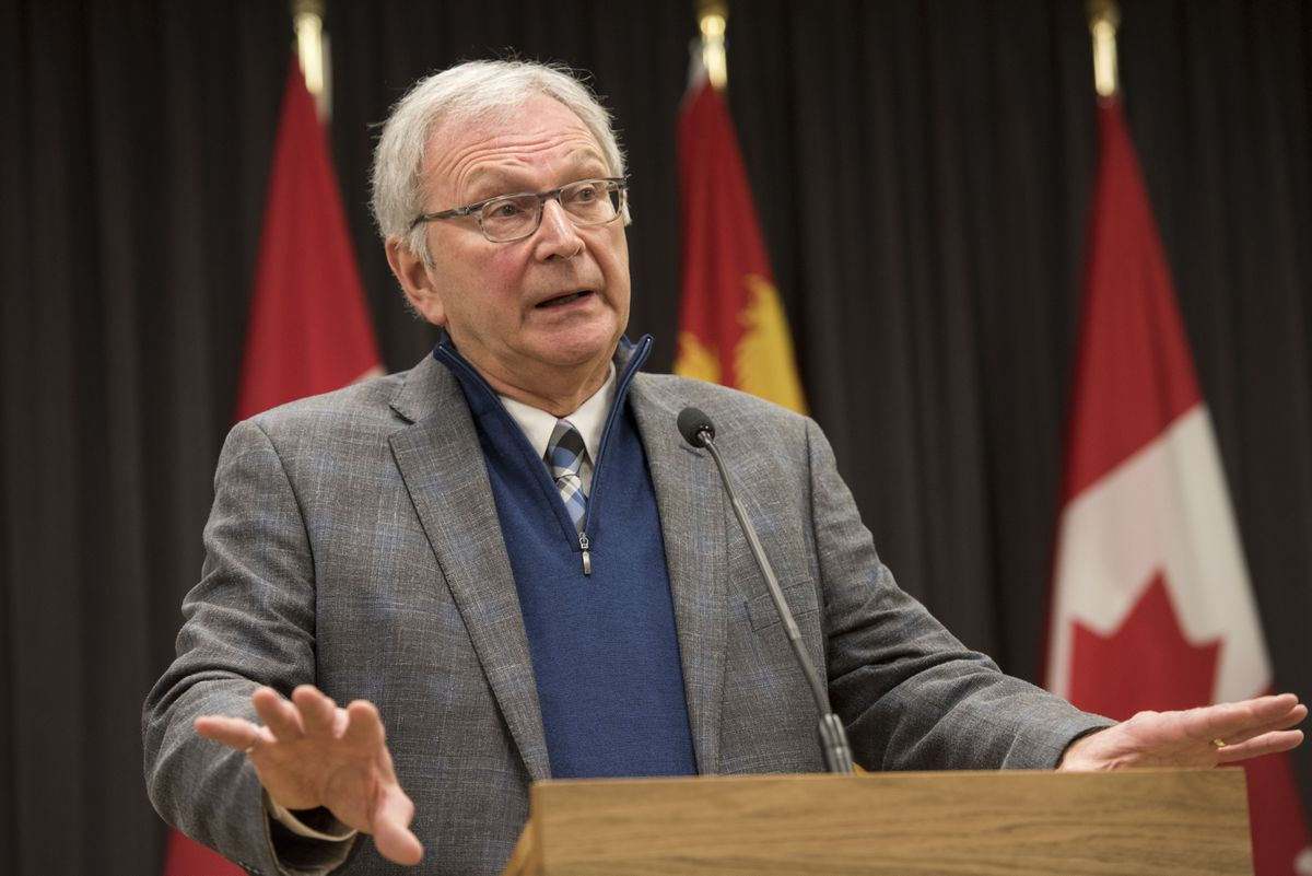 New Brunswick Premier Blaine Higgs adds two members to cabinet amid retreat from health-care cuts