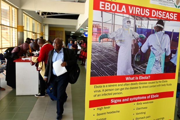 Patient in Kenya free of Ebola as Congo, Uganda fight outbreak - The