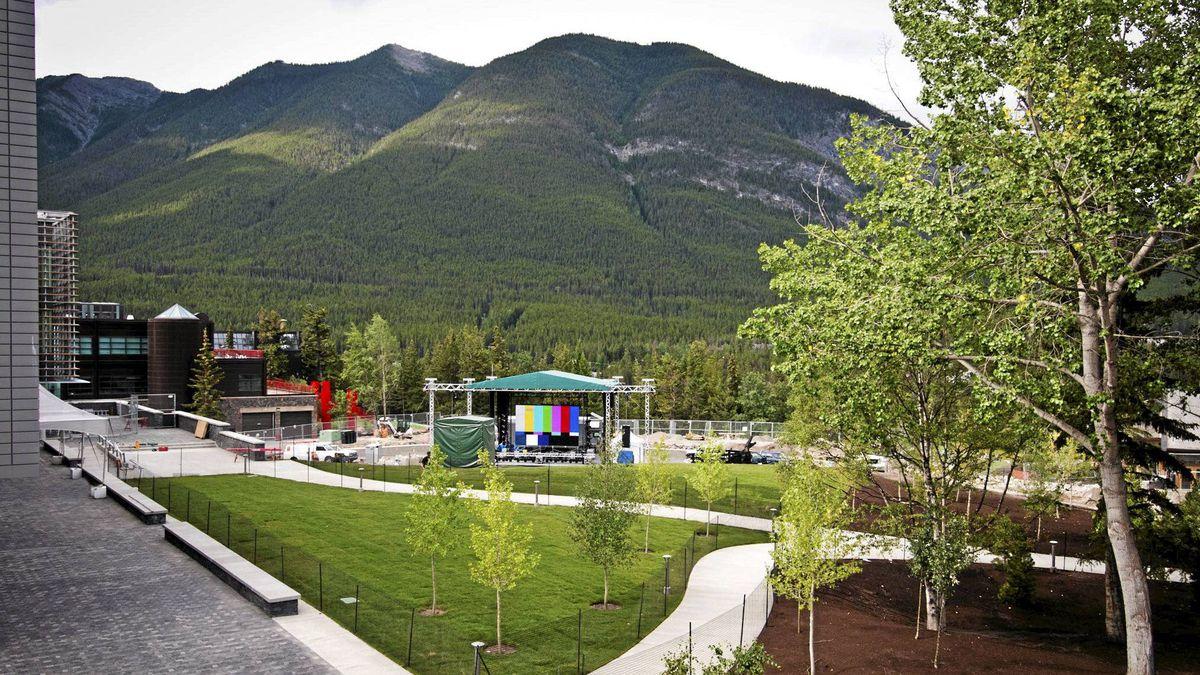 Laura Vanags / The Banff Centre