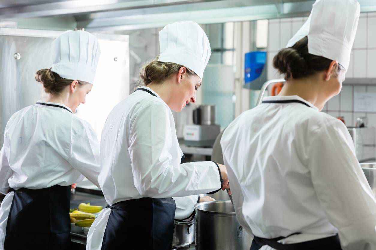 more restaurants offering benefits packages to kitchen staff the