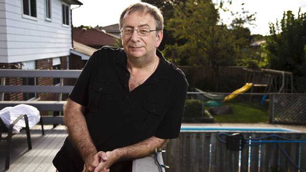 Steve Segal was the first person to undergo Sunnybrook's new minimally invasive mitral valve program.