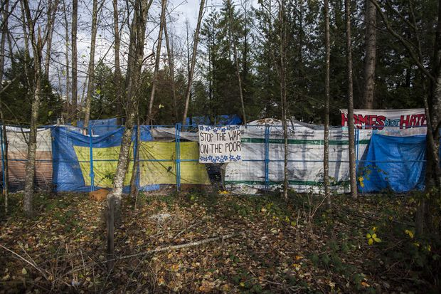 Newspaper Readers Winter Dilemma >> Maple Ridge Cannot Just Freeze Out Its Homelessness Dilemma The