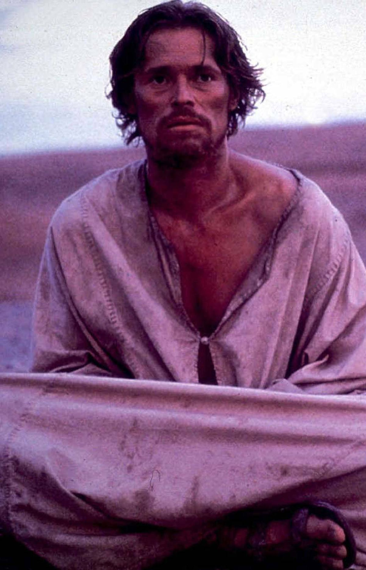 MOVIE The Last Temptation of Christ Vision, 11 p.m. ET; 8 p.m. PT Directed by Martin Scorsese, this movie profile of Jesus Christ stirred up considerable controversy back in 1988. Based on the novel by Nikos Kazantzakis, the film cast Willem Dafoe in the role of Jesus, with Scorsese furthering the central assumption that the son of God was a mere mortal and therefore not immune to the human frailties of fear, doubt, depression and, of course, lust. What really had the devout marching in front of theatres was the fantasized sex scene between Jesus and Mary Magdalene (Barbara Hershey). Watch for pop star David Bowie in a brief screen turn as Pontius Pilate.