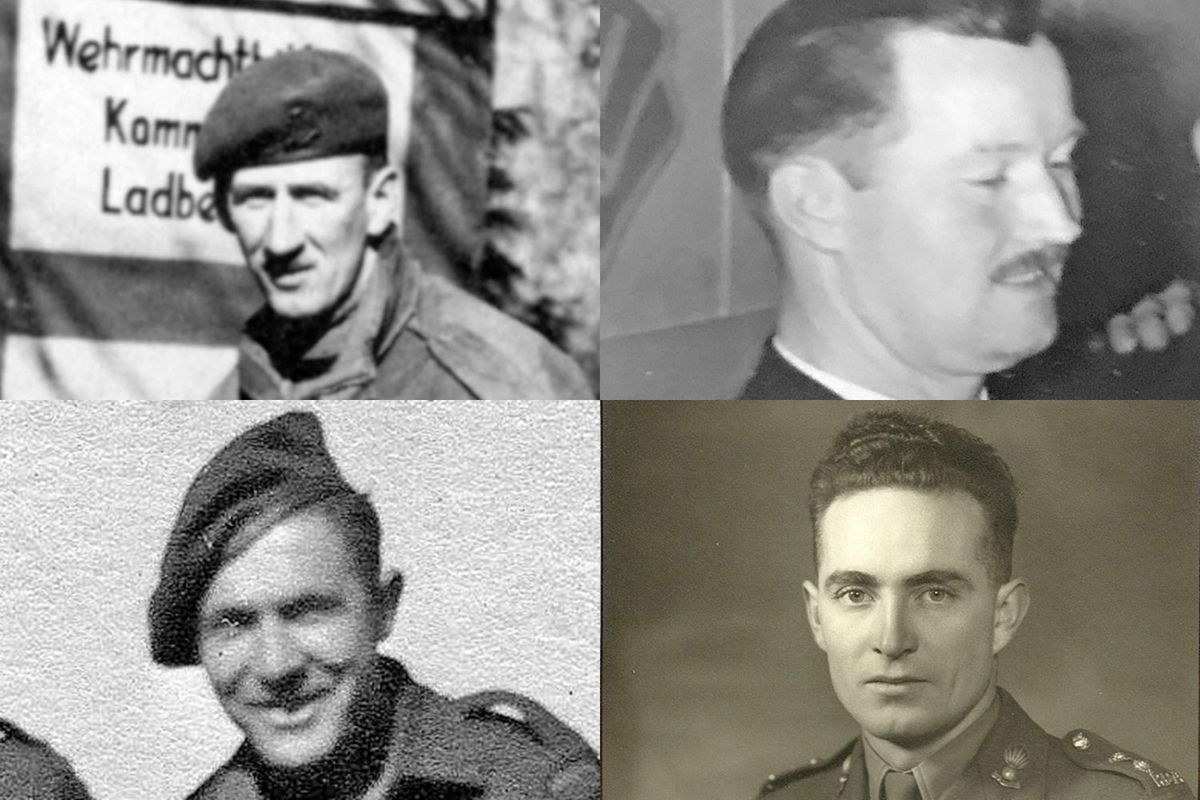 D-Day confidential: How four Canadian soldiers made it through their longest day