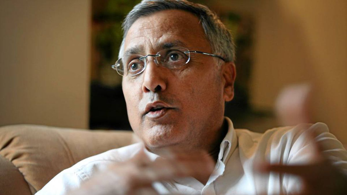 Vancouver South MP Ujjal Dosanjh spoke with the Globe and Mail at the New Delhi premiere of a film about his life.
