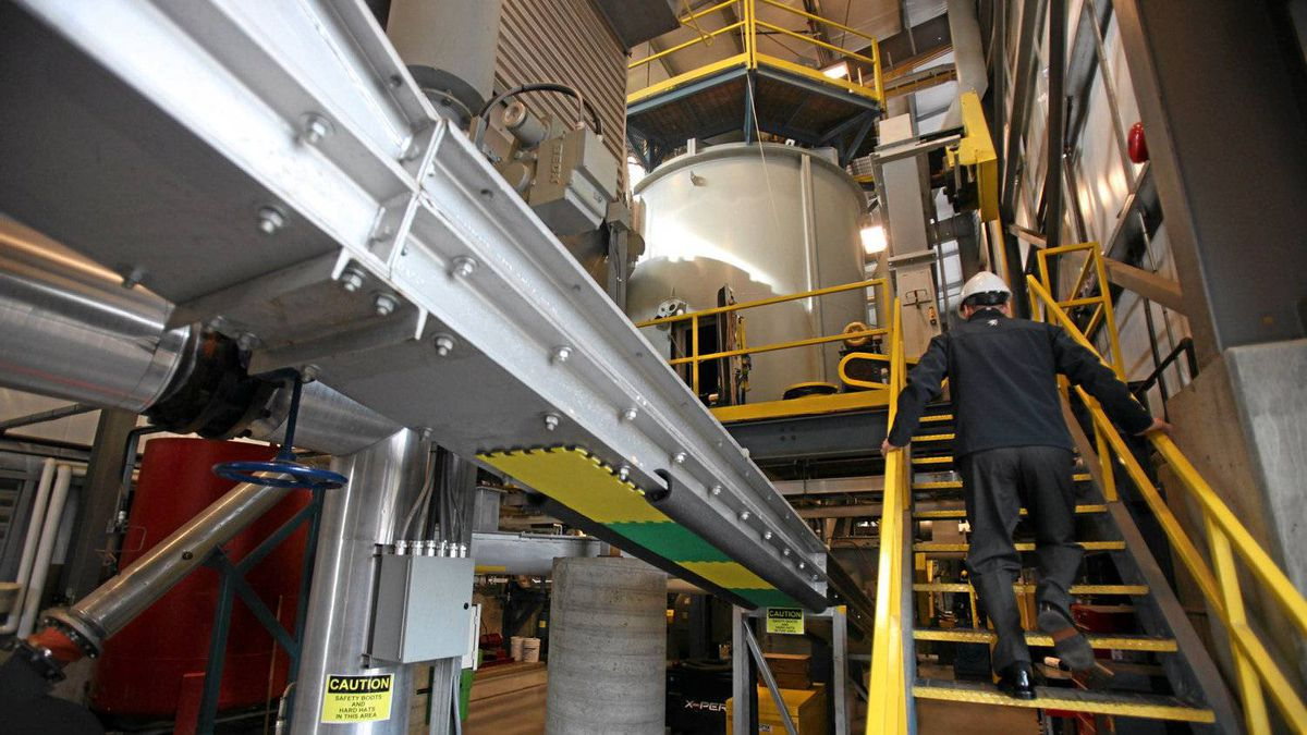 The Nexterra gasification system has been sold to the likes of the U.S. Department of Energy for its Oak Ridge National Laboratory in Tennessee.