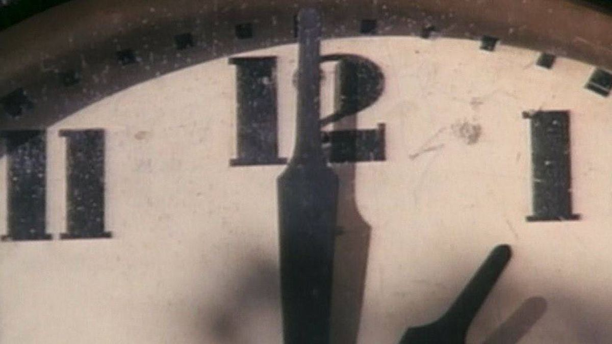 Christian Marclay The Clock, 2010 Single channel video, 24 hours Courtesy the Artist, White Cube, London and Paula Cooper Gallery, New York