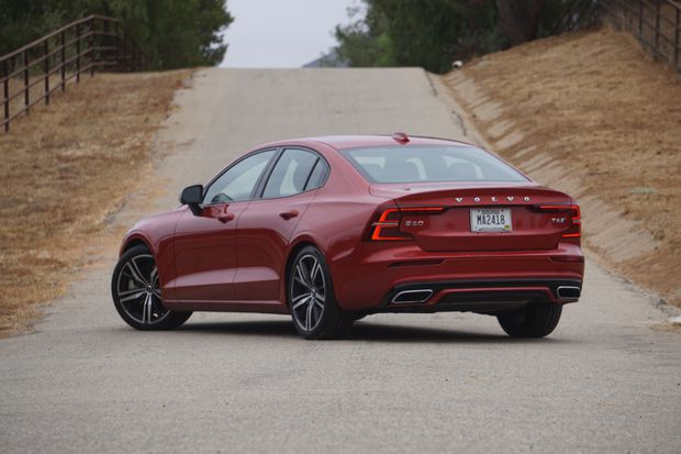 Review: The new Volvo S60 is safer than ever, but also