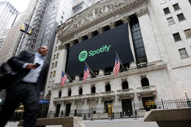 Spotify hits 232mn users globally silent on India numbers