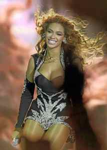 Nominated for 10 Grammys, Beyoncé is a good bet to walk away with the award for best female pop vocal Sunday night.