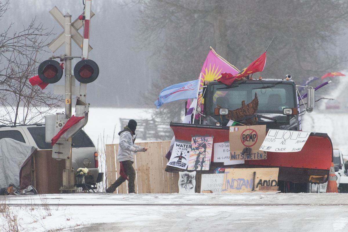 Morning Update: Latest on pipeline protests; Liberals under fire over judicial appointments; new stress-test rules