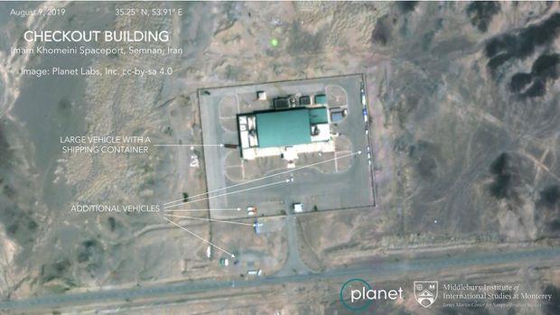 Images show Iran satellite launch looms despite U.S. criticism