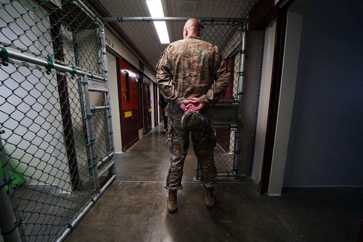 Senators seek answers on coronavirus protections at Guantánamo...