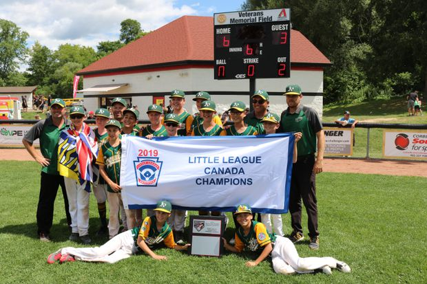 Canada welcomes challenging tests at Little League World Series