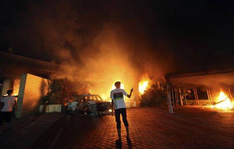Islamic State operative suspected in Benghazi attack killed in U.S. airstrike, Pentagon says