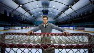 Christian Karayannides, a 17-year-old hockey and rugby star at St. Michael's, retired from contact sports last spring after his fourth concussion in three years.