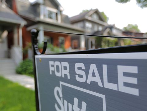 Home sales drop in January as new mortgage rules take effect