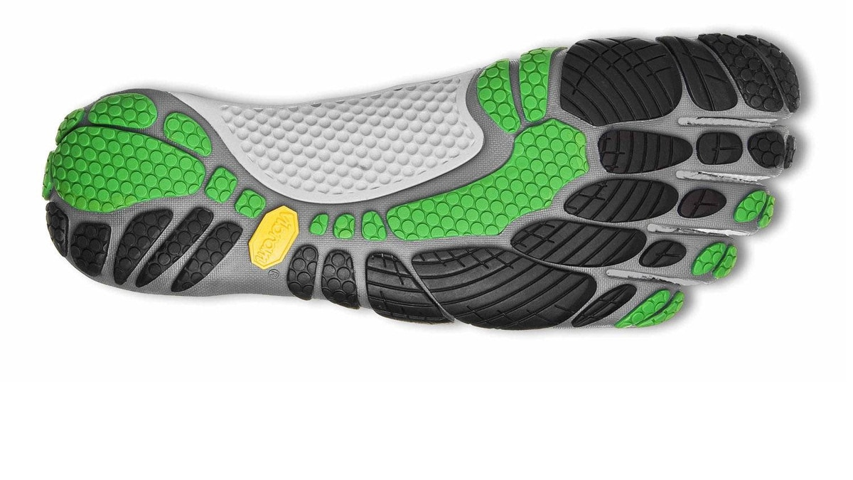 2005 Vibram releases the FiveFingers, with individual sections for each toe, forever changing the way the world looks at shoes.