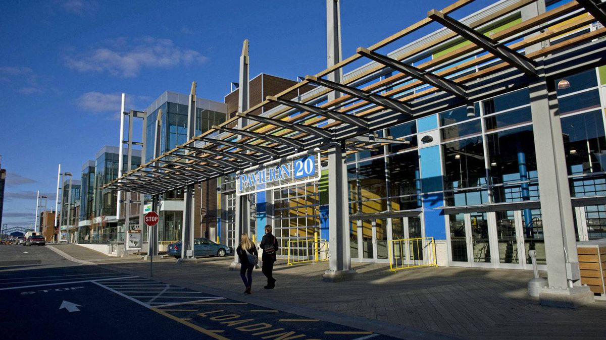 Improvements to the Seaport District of Halifax have brought new life to the historical area.