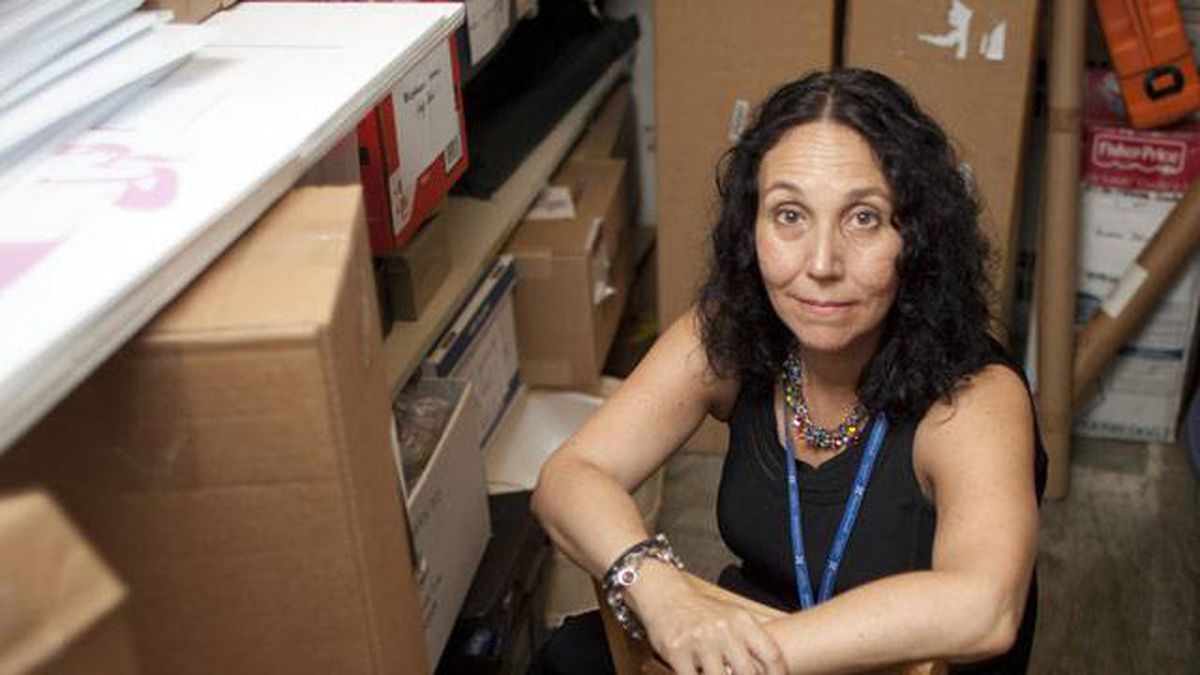 Dr. Peggy Richter is the only psychiatrist in Toronto specializing in hoarding.