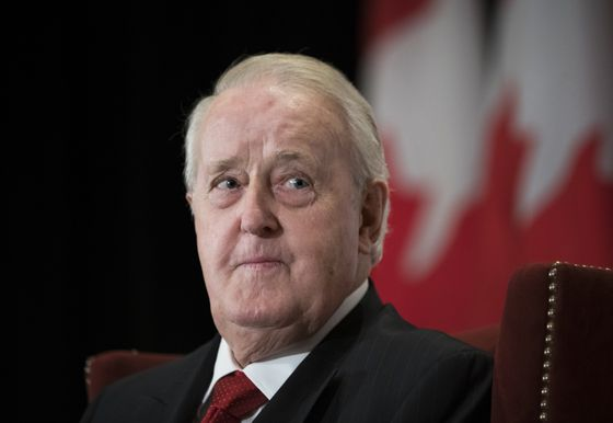 Mulroney urges 'immediate and urgent rethink' of relations with China