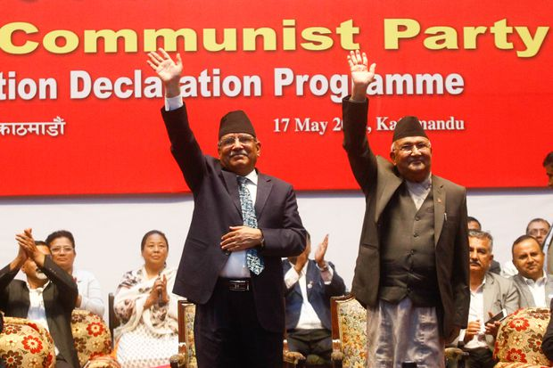 The Nepal test: Can communism become democratic?