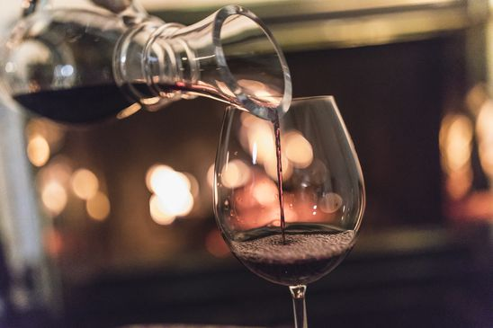 What can I use instead of a wine decanter?