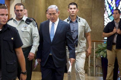 Netanyahu blasts attempts to 'blacken' Israel's name