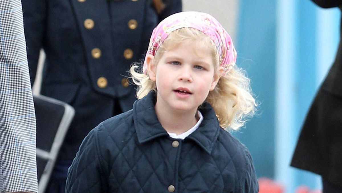 In the Party: Lady Louise Windsor, William's cousin will be a bridesmaid.