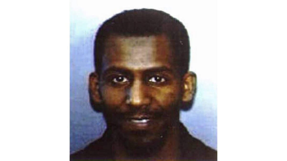 An undated police handout photograph of Ferid Imam, who is accused of training al-Qaeda members in Pakistan.