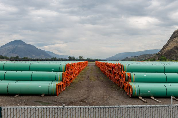 B.C. seeking right to limit passage of heavy oil into province, court hears